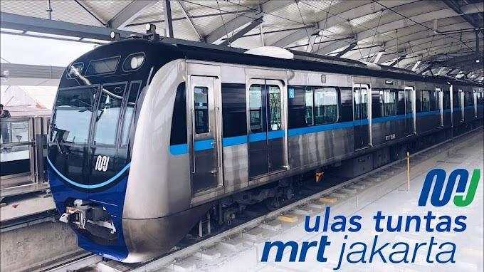 Lowongan Kerja terbaru PT MRT Jakarta 2020