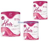 Vinci gratis confezioni Hair Vitamins di Nature's Finest ( valore circa 20 euro ciascuna)