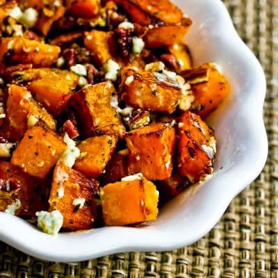 My Top Ten Vegetarian Butternut Squash Recipes found on KalynsKitchen.com