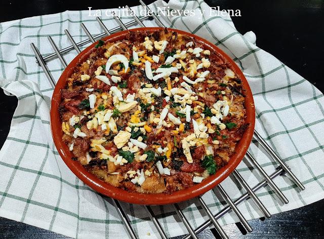 Sopa de antruejo de Aceuchal - Cocinas del Mundo (Badajoz)