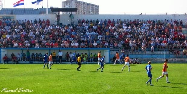 Zadar, Incontro Zadar - Sibenik 2-2