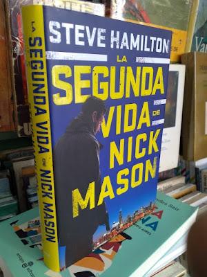 Segunda vida Nick Mason