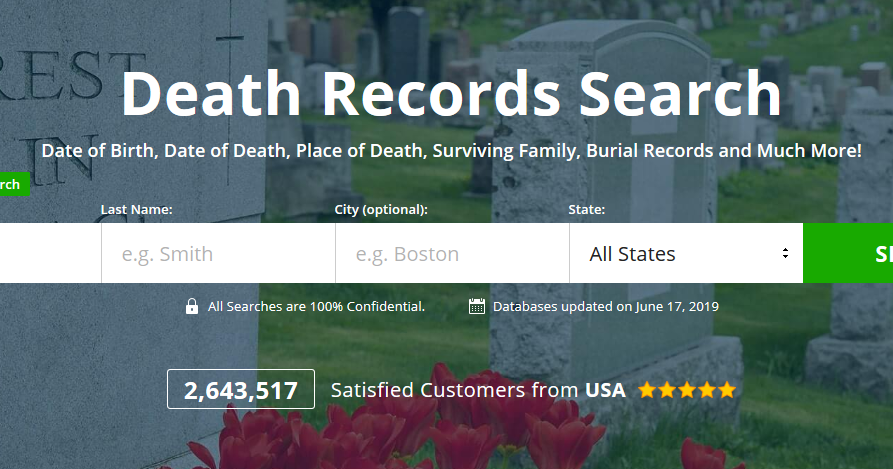 charles henry stockwell death index