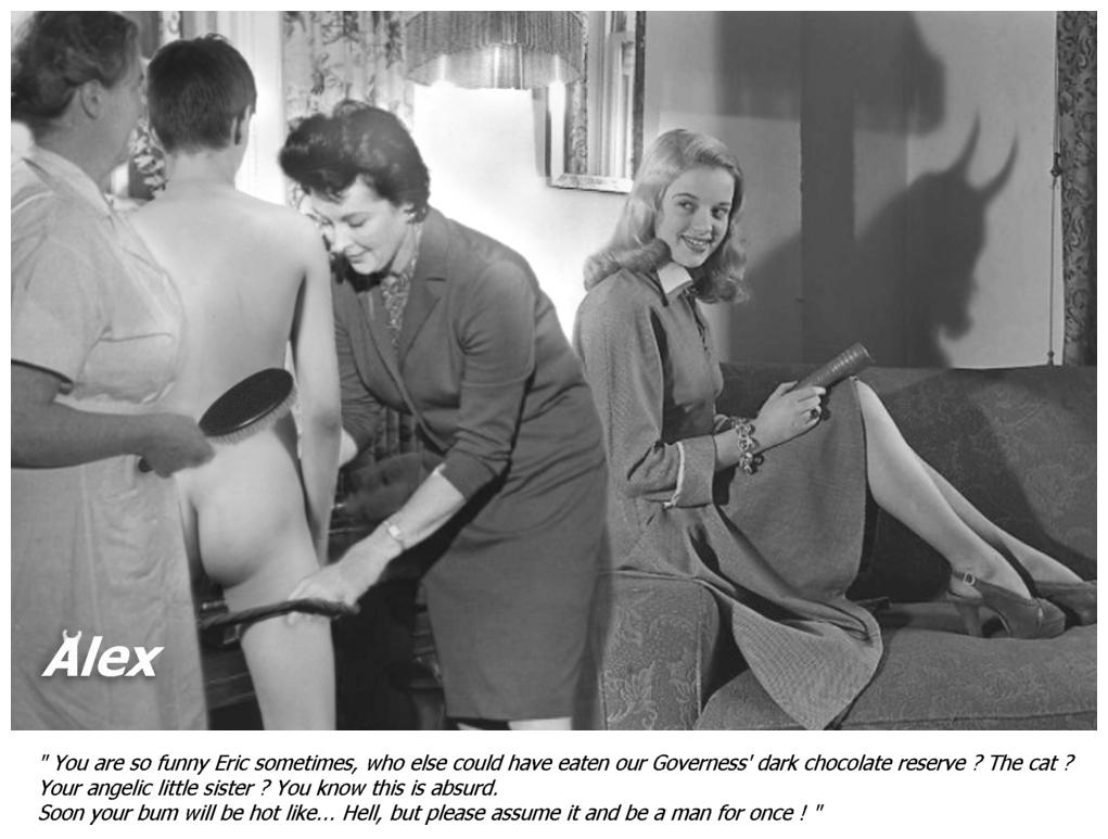 Tremayne recommend best of humiliation spanking shame