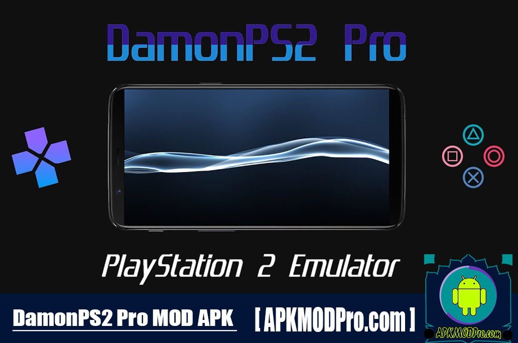 DamonPS2 PRO APK (PS2 Emulator) 3.0 MOD APK for Android