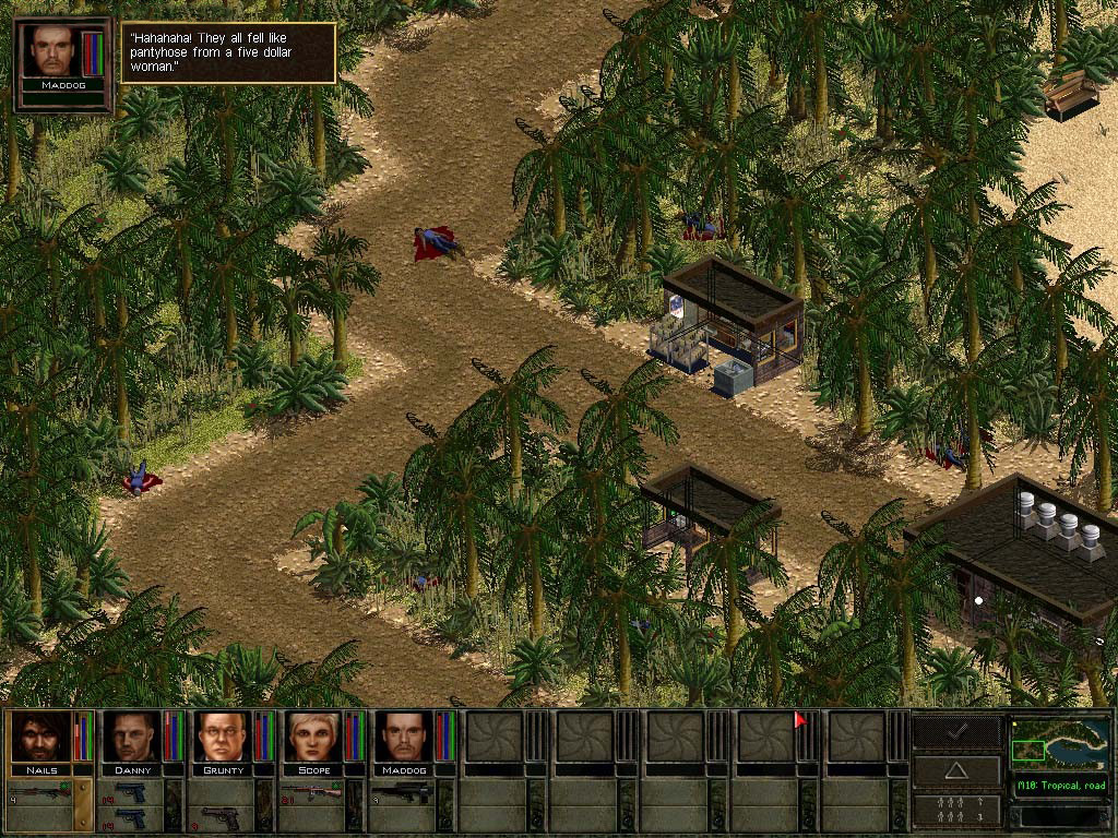 Jagged alliance 2: wildfire full version game download.