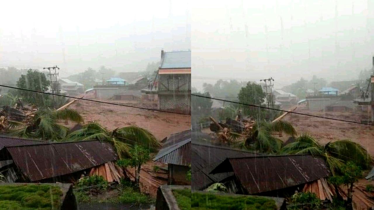 Banjir Bandang Sangihe
