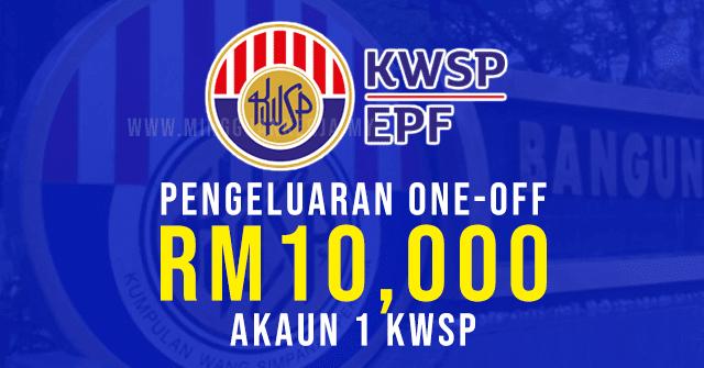 Pengeluaran Rm10 000 One Off Akaun 1 Kwsp Berapa Ramai Setuju Mingguan Kerja
