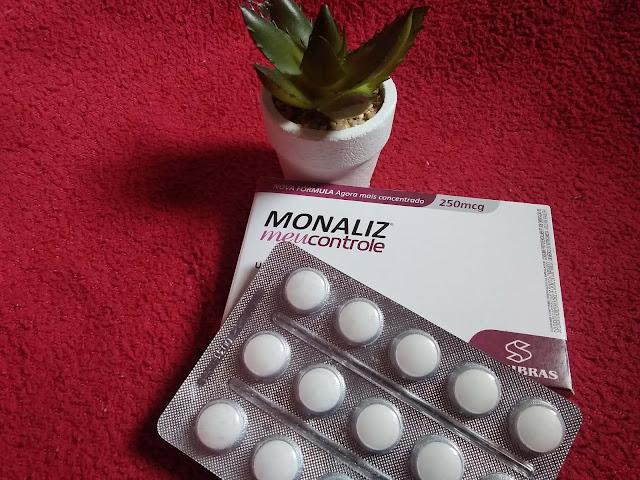 Eu testei Desodalina e Monaliz da Sanibras