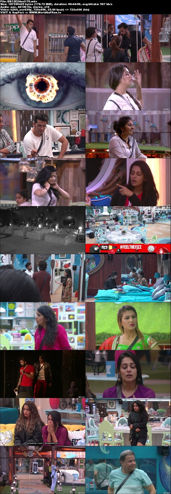 Bigg Boss 12 Episode 24 10 October 2018 WEBRip 480p Download world4ufree.vip tv show Episode 24 10 October 2018 world4ufree.vip 200mb 250mb 300mb compressed small size free download or watch online at world4ufree.vip