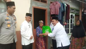 Tangerang Bersedekah Wilayah Kecamatan Benda Berjalan Amanah
