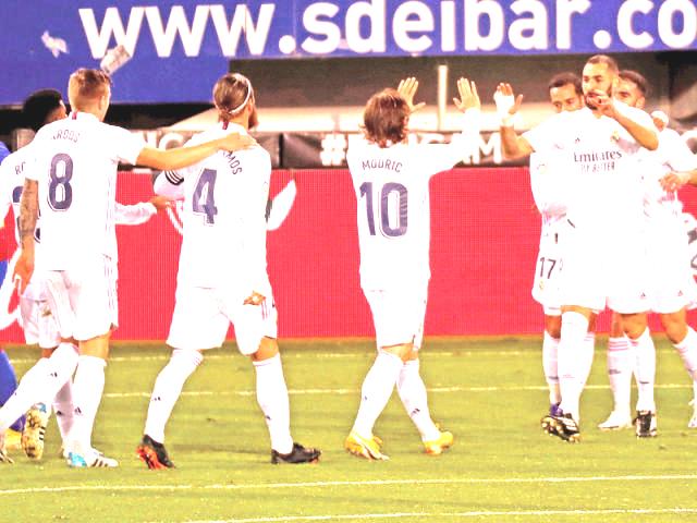 موعد مباراة ريال مدريد ضد غرناطة اليوم بالدوري الإسباني والقنوات الناقلة للمباراة
