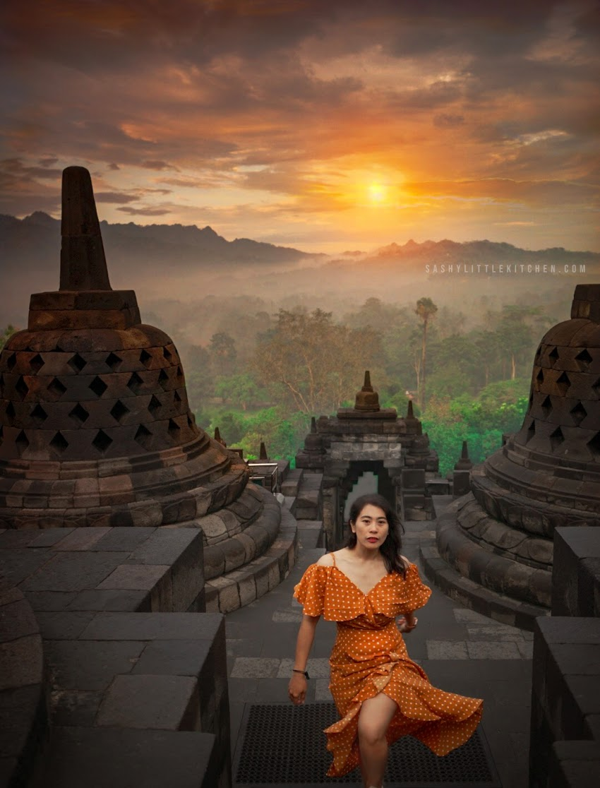 BOROBUDUR SUNRISE TOUR : How to Get There !