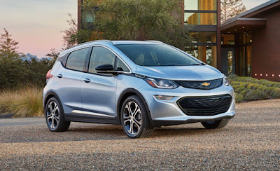 Chevrolet Electric Vehicle Comparison