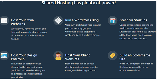 shared.web hosting