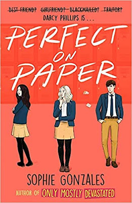 Perfect on Paper by Sophie Gonzales book cover