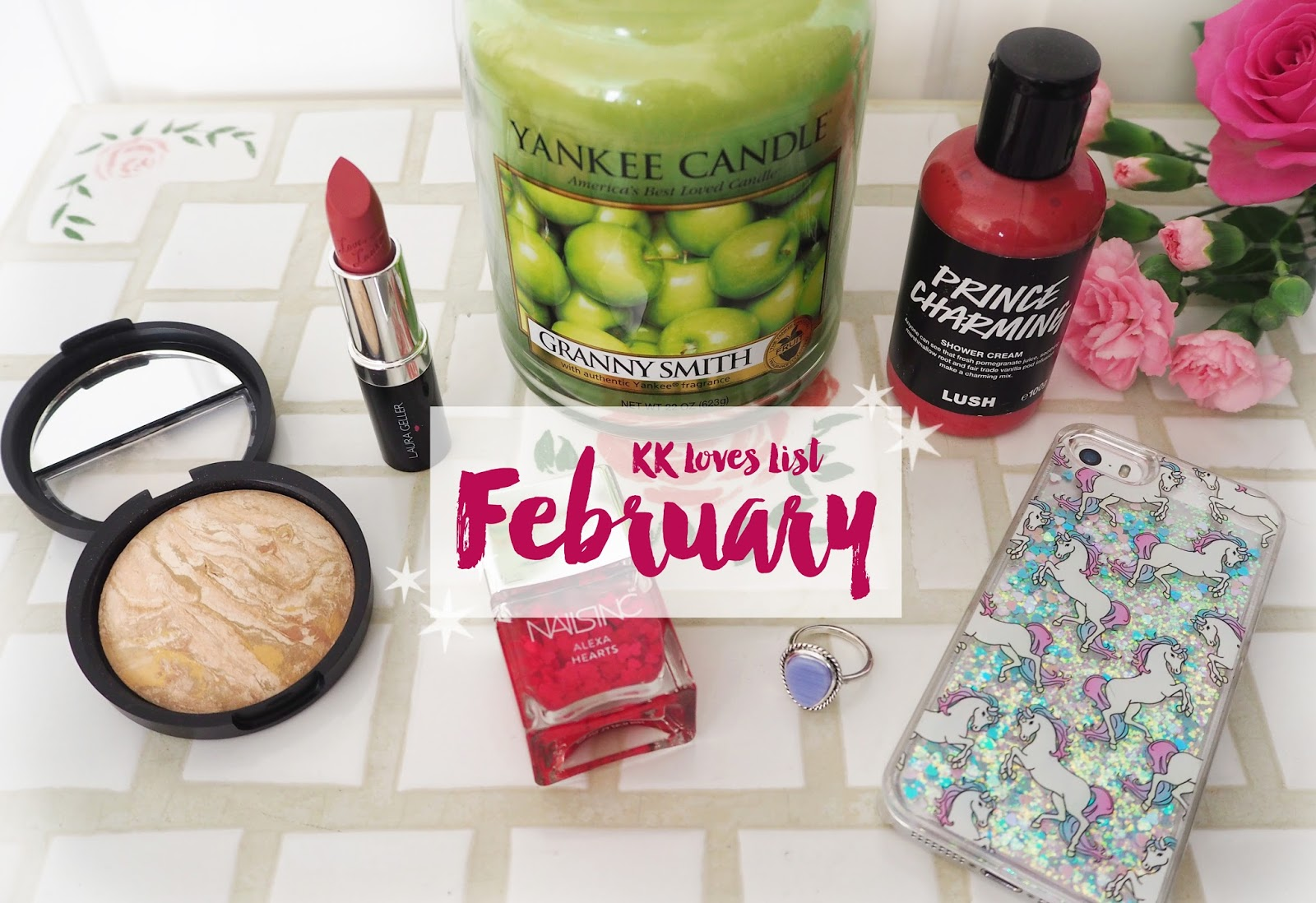 Loves List: February | Katie Kirk Loves