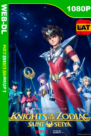 Saint Seiya: Los Caballeros del Zodiaco Parte 2 (Serie de TV) (2020) Latino HD WEB-DL 1080P - 2020