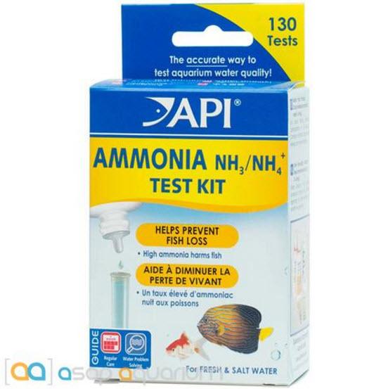 Bộ test Ammonia API cho hồ thủy sinh nuôi cá