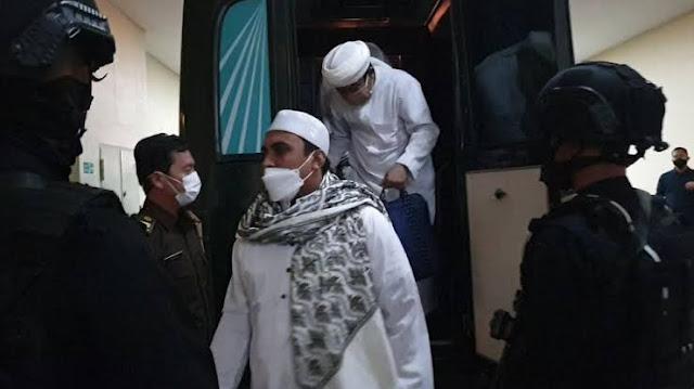 Habib Rizieq Bakal Fokus Melakukan Ini Setelah Bebas