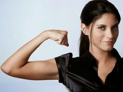 Cara Mengecilkan Lengan Wanita Bagian Atas Yang Bergelambir Dengan Cepat
