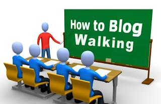 Blogwalking Bukan Cara Mendapatkan Backlink, Buang-Buang Waktu dan Kuota!