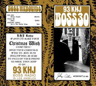 KHJ Boss 30 No. 180 - Johnny Williams