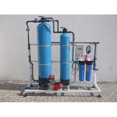 فلتر ازالة الحديد من الماء