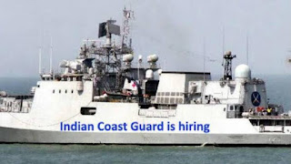 Indian Coast Guard Recruitment 2019: Navik Post, Dates, Eligiblity, Qualification, Vacancies, and Details