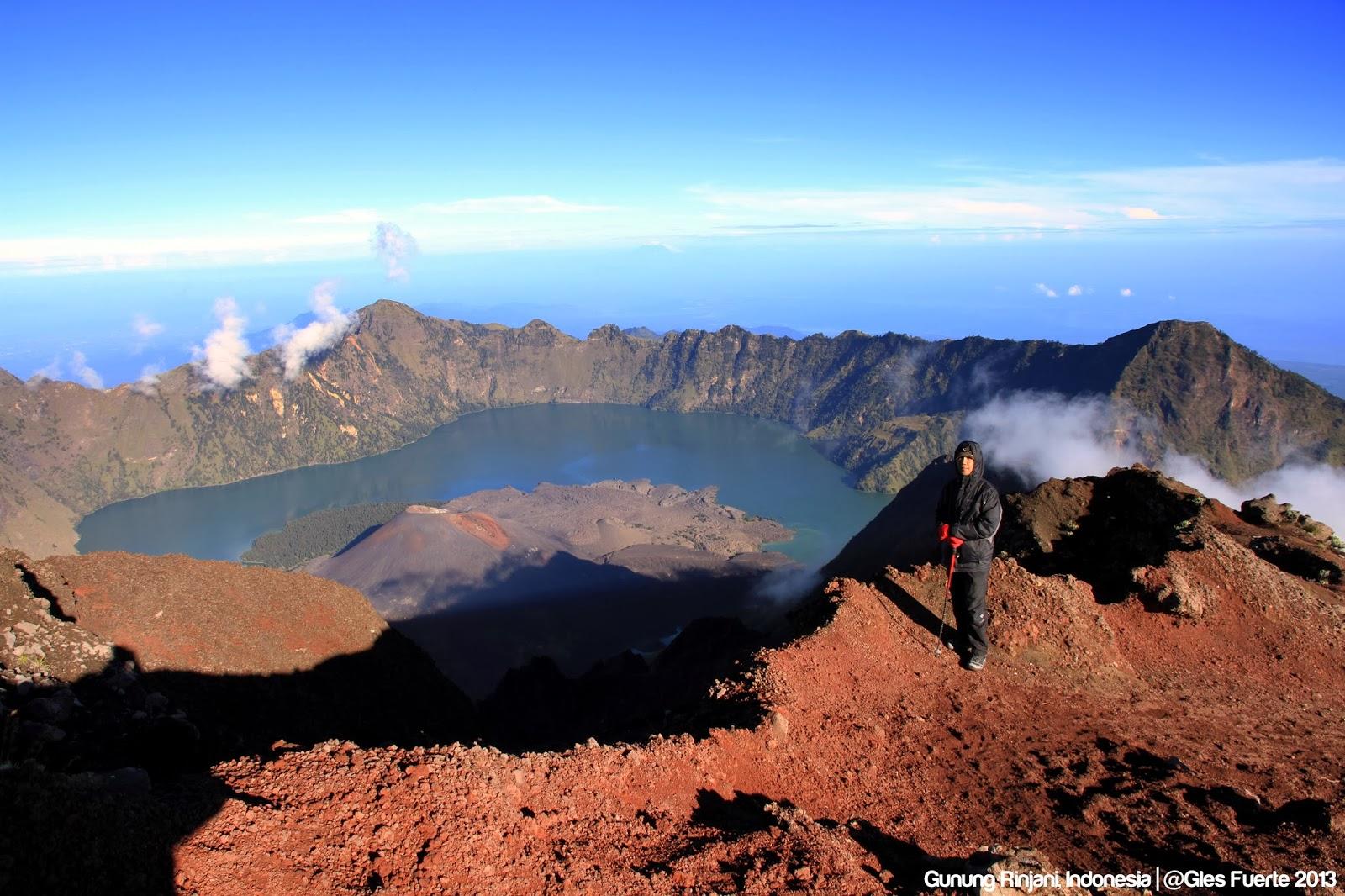 Explore.Dream.Discover: Trekking Mt. Rinjani (Gunung ...
