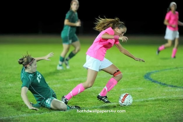 Hd Wallpapers Top 10 Football Girls Wallpapers: HD Wallpapers: Top 10 Football Girls Wallpapers