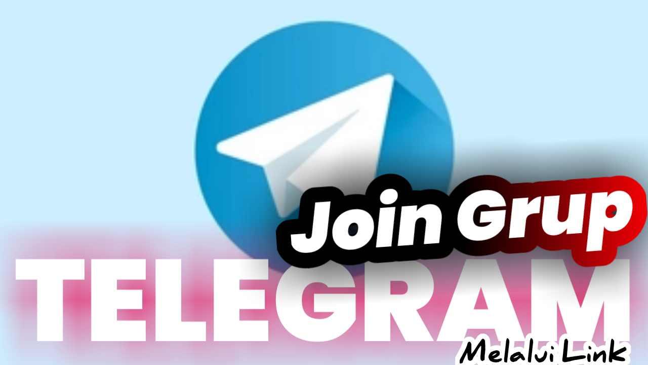 cara masuk grup telegram melalui tautan