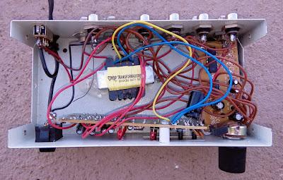 Por dentro da Nitrix N-450 sequencial de audio e video