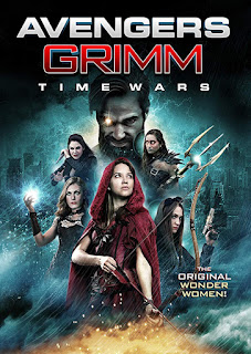 Avengers Grimm Time Wars 2018