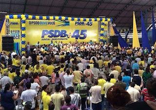 PSDB vai definir candidato à Presidência em 4 de março
