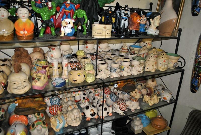 Wisata Seni di Kampung Keramik Dinoyo Wisata Malang