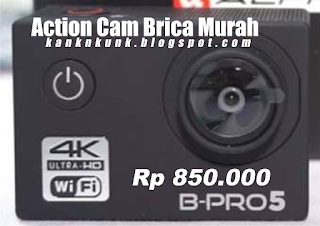 Action Camera Murah | BRICA B-PRO 5 AE Mark II (AE2) 4K WIFI Action Cam