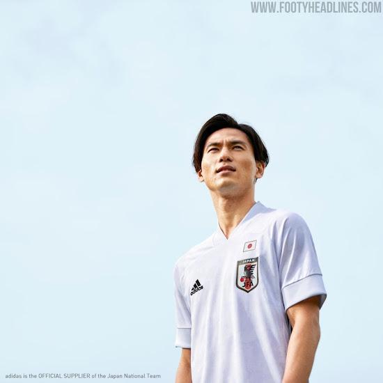 Japan 2020 Away Kit Released - Footy Headlines
