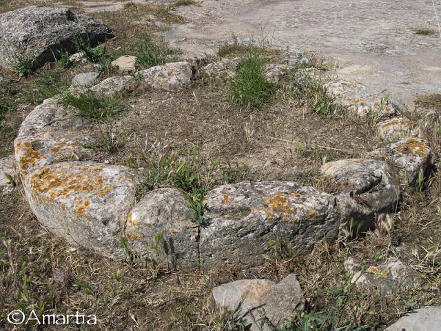 Tirynthe Argolide Peloponnese Grèce