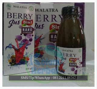Kolom Herbal - Walatra Berry Juice
