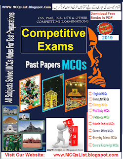 File:Competitive Exams PPSC, NTS, CSS MCQs Quiz Tests.svg