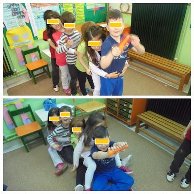 παίζουμε την ιστορία στην τάξη
