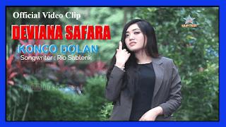 Lirik Lagu Konco Dolan - Deviana Safara