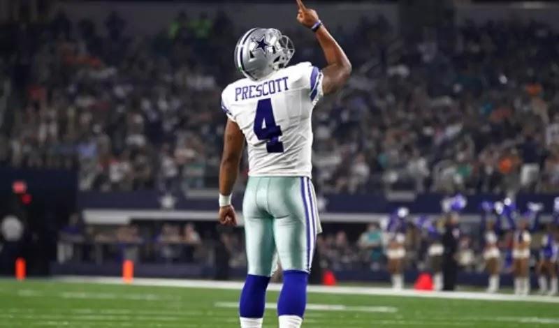 Dak Prescott's top 5 moments with the Cowboys
