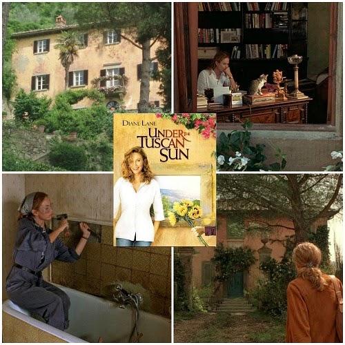 """Filme """"Sob o Sol da Toscana"""""""