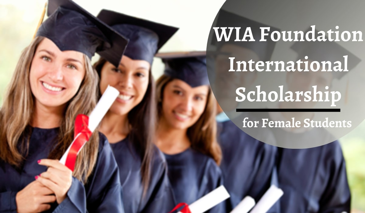 Women in Aviation (WIA) Scholarships 2021 for International Students