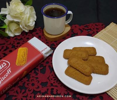 Biskuit yang cocok sebagai teman ngopi dan ngeteh