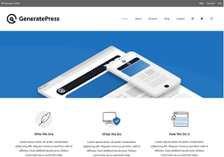 Free Download GeneratePress Premium v1.11.1 Stable