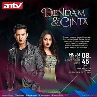 Sinopsis Dendam & Cinta ANTV Episode 34 - 35