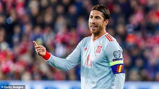 Ramos Dean of European Players